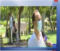 حديقة الحرية: إقبال متوسط من المواطنين أول أيام عيد الأضحى| فيديو