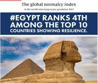 مصر الرابعة عالميًا بمؤشر «إيكونوميست» لعودة الحياة بعد كورونا