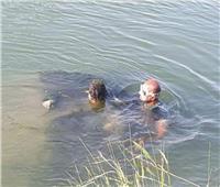 انتشال جثة طالب غرق في نهر النيل بالمنيا