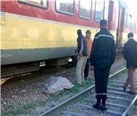 مصرع شخص أسفل عجلات القطار في الشرقية