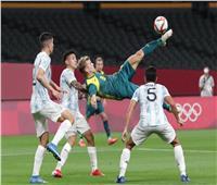 طوكيو 2020| «مجموعة مصر».. أستراليا يهزم الأرجنتين بثنائية