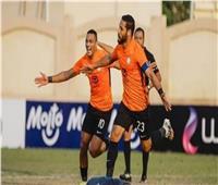 الدوري المصري  كريم بامبو يسجل للبنك هدف التعادل في شباك الأهلي