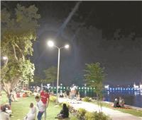 الرحلات النيلية والمصايف تكسر حرارة جو العيد
