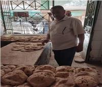 تحرير 25 محضرًا لمخابز مخالفة في حملة بالمنيا