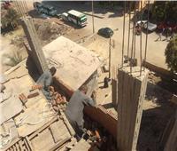 المنيا تواجه التعديات والبناء المخالف في المهد