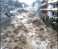 ارتفاع ضحايا الفيضانات في بلجيكا إلى 37 قتيلا