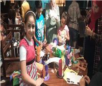 أنشطة ثقافية وحفلات فنية داخل متحف ملوي في عيد الأضحى| صور