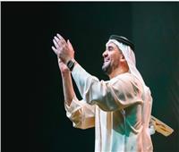 حسين الجسمي يتألق في حفل أبو ظبي بحضور كامل العدد | صور