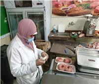 حملات تفتيش على الأسواق بالوادي الجديد في رابع أيام عيد الأضحى