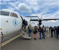 برنامج الأغذية العالمي يرسل أول رحلة جوية إنسانية إلى تيجراي