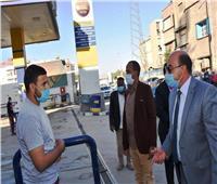 محافظ أسوان: لا زيادة في تعريفة سيارات الأجرة والسيرفيس