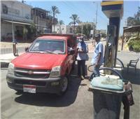 محطات الوقود بالبحيرة تواصل عملها دون معوقات تزامناً مع ارتفاع أسعار البنزين