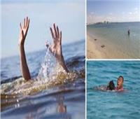 ومن المصيف ما قتل  6 حالات غرق أضاعت فرحة العيد من «أسوان للإسكندرية»
