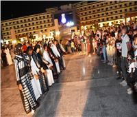 أسوان تحتفل بالعيد الـ 69 لثورة 23 يوليو| صور