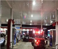 مسلح يسرق سيارة إسعاف بداخلها مريض في أمريكا