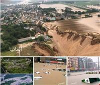 بسبب الفيضانات.. الأرصاد: صيف الحالات الجوية القصوى
