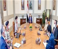 الرئيس السيسي يتابع الموقف الإنشائي لمشروعات الهيئة الهندسية