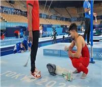 العربي يودع تصفيات الجمباز في أولمبياد طوكيو2020