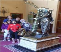 ختام فعاليات عطلة عيد الأضحى المبارك بالمتاحف المصرية| صور
