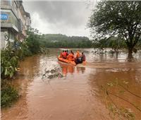 ارتفاع حصيلة ضحايا الأمطار الموسمية في الهند إلى 115
