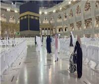 السعوديةتستقبل المعتمرين عَقَبَ الانتهاء من موسم الحج