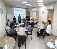 تدريب رؤساء قطاعات «مياه» أسيوط بعد اجتياز اختبارات الوظائف القيادية