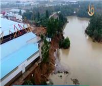 إعصار قوي يضرب شرق الصين بعد فيضانات اجتاحت وسط البلاد| فيديو