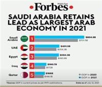 خبير: النمو الإيجابي سبب اختيار مصر كثالث أفضل اقتصاد عربي 2021