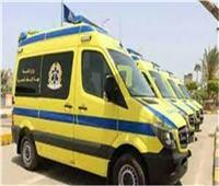 مصرع 3 أشخاص وإصابة 5 في حادث تصادم بالمنيا