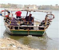 حملات مستمرة لمراجعة المعديات النهرية بـ«مدن ومراكز البحيرة»
