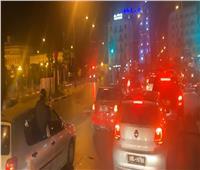 فيديو| بهتاف «تحيا تونس».. الشعب التونسي يحتفل بالإطاحة بالإخوان في الشوارع