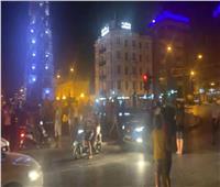 احتفالات في شارع الحبيب بورقيبة بعد قرارات الرئيس التونسي| فيديو
