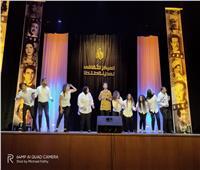 تألق كبير لفرقة أوبرا عربى فى ثانى احتفالات المركز الثقافي بـ«طنطا»