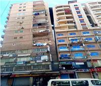 ميل عقار في شارع فيكتوريا بالإسكندرية