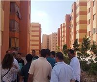 حملة ضبطية قضائية جديدة على وحدات الإسكان الاجتماعي بمدينة بدر