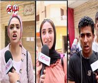 طلاب الثانوية العامة يصرخون: «امتحان التاريخ محتاج دكتوراه»| فيديو