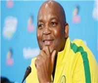 كاف يحتفل بعيد ميلاد موسيمانى:« أسطورة جنوب إفريقيا»