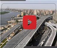 فيديوجراف| أبرز محاور وكباري محافظة القاهرة