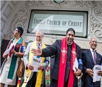 «كنيسة المسيح».. أول طائفة دينية أمريكية تصنف إسرائيل «دولة فصل عنصري»