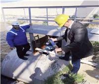 شبكة قومية لرصد ملوثات الصرف الصناعى