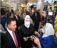«القباج»: نعتزم إقامة معرض ديارنا بعدد من الدول العربية في مقدمتها السعودية