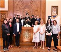 البابا تواضروس يكرم أعضاء مبادرة «شباب يستطيع»