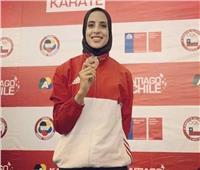 فريال أشرف بطلة الكاراتيه ترفع راية التحدي: نعدكم بميداليات أولمبية