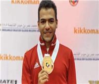 عبد الله ممدوح بطل الكاراتيه يرفع راية التحدي: نعدكم بميداليات أولمبية