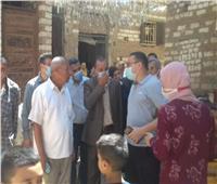 «لجنة شؤون القرى ببني سويف» تواصل تفقدها لمستوى الخدمات والمرافق الحيوية