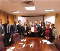 «الجايكا» تهدي جائزةللرئيس التنفيذي لجهاز تنظيم مرفق الكهرباء وحماية المستهلك