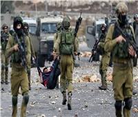 إصابة واعتقال 9 فلسطينيين خلال مواجهات مع قوات الاحتلال بالضفة الغربية