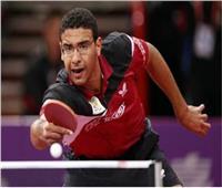 أولمبياد طوكيو| عصر يتأهل لدور الثمانية في منافسات تنس الطاولة