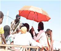 أكبر عدد من اللاجئين الإثيوبيين يعبرون السودان في يومٍ واحدٍ