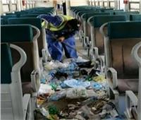 «مؤسف ومستفز».. أحمد موسى يعلق على مشهد داخل قطار بالإسكندرية  فيديو